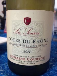 Domaine Courtois La Source