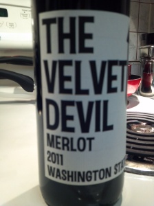 the vevlet devil