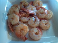sherry shrimp