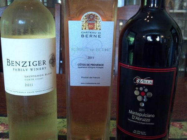 Three Great Wines