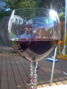 sunshine and wine