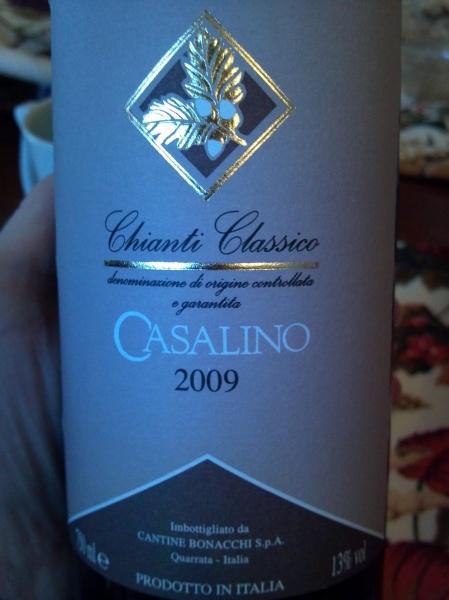 2009 Casalino Chianti